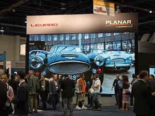 Светодиодный экран Leyard-Planar с разрешением 8K (7680 x 4320)