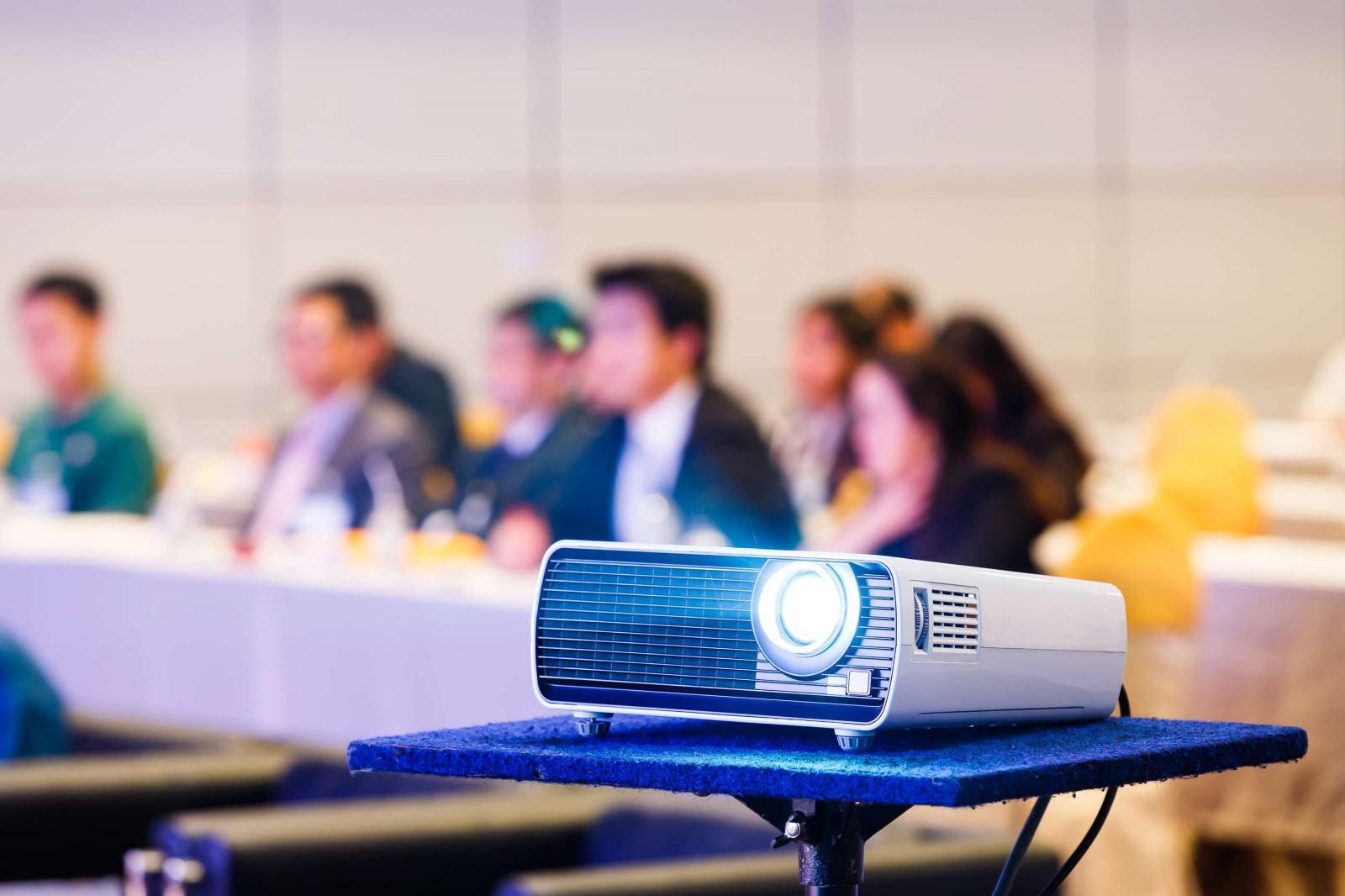 проектор на конференцию