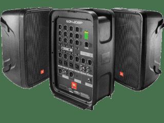 Акустическая система JBL EON208P 300
