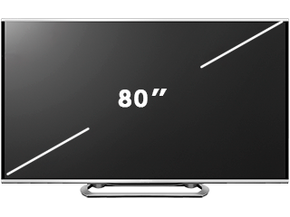 LED ТВ Full HD Sharp LC-80LE857 (203 см)