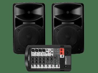 Акустическая система Yamaha Stagepas 600