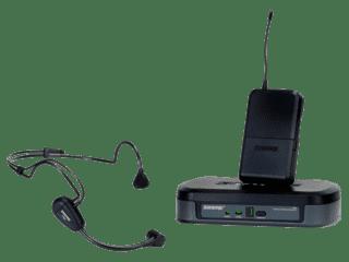 Радиосистема Shure PG14/PG30 с гарнитурой